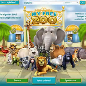My Free Zoo Screenshot 1